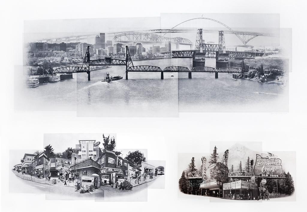 Beth Kerschen - three new etchings