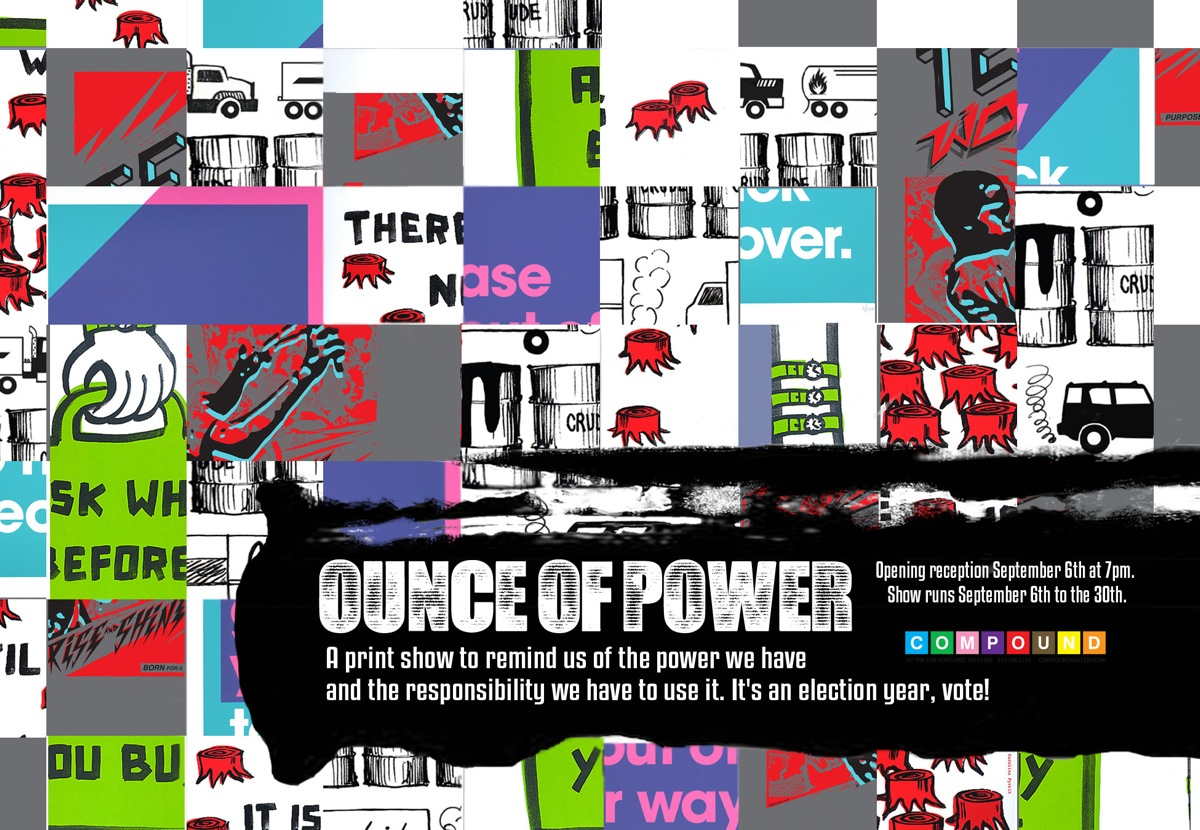 Ounce of Power - Compound Gallery