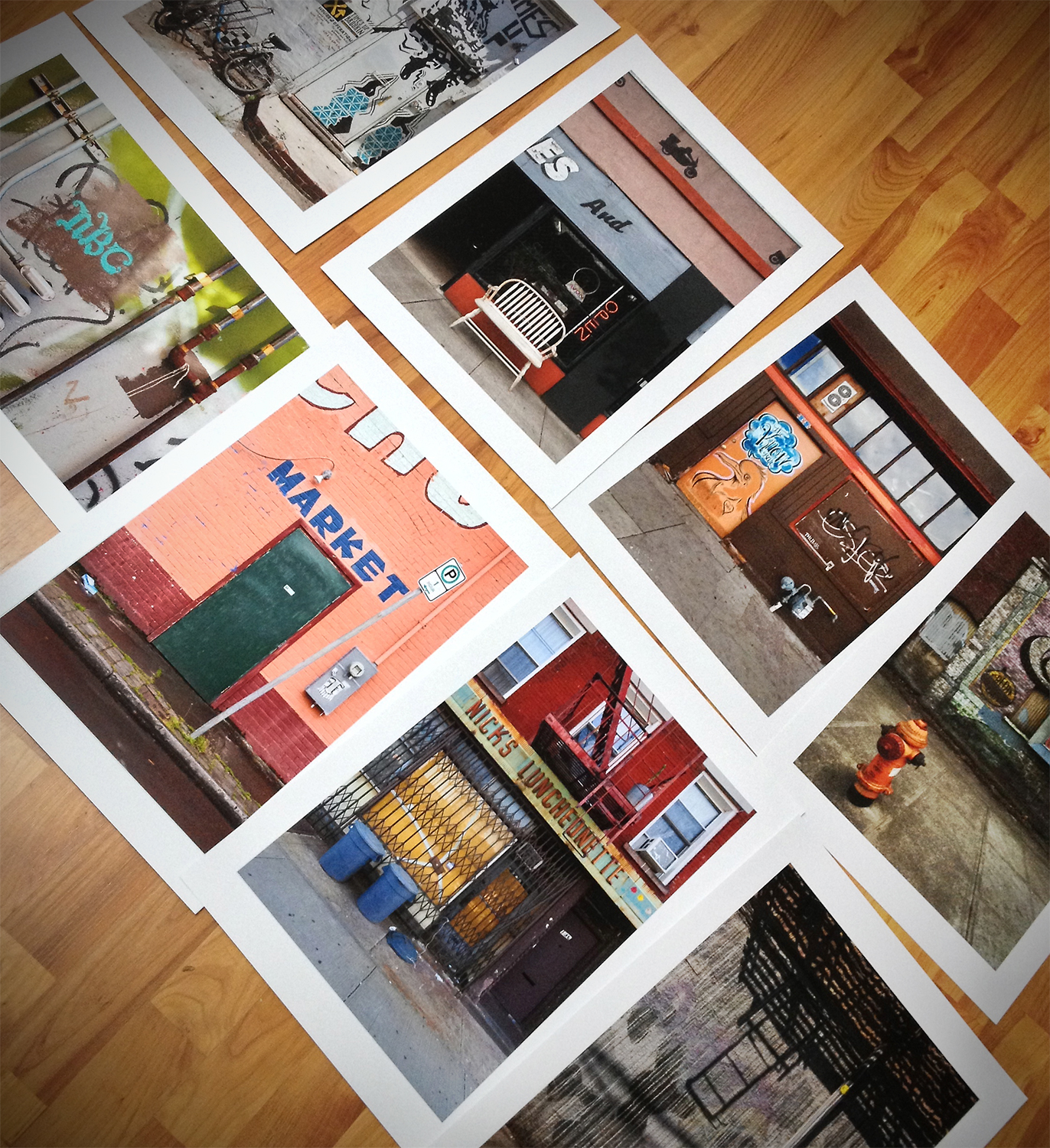 Urban Graphic Photo Prints