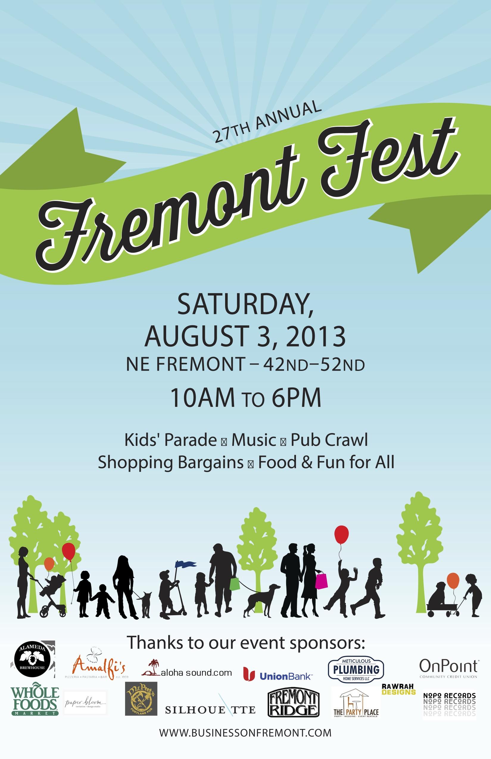 FremontFest13 COMPLETE
