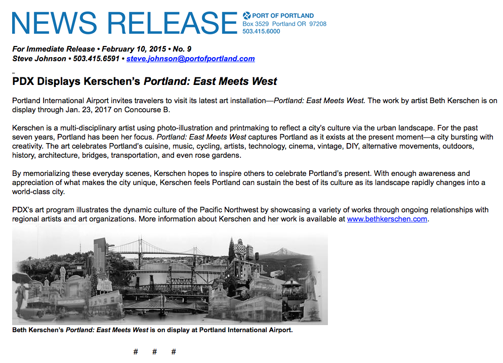 Beth-Kerschen-PDX-Airport-Installation-Press-Release